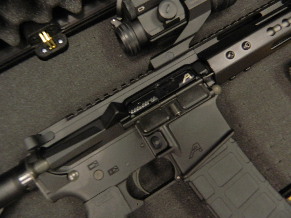 Aero Precision AR15 Rifles Made in the USA Assembled in the UK