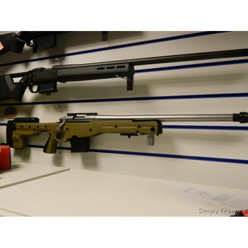 "Accuracy International AT Chassis System with a Remington 5R Bolt Action Rifle, 20"" Tactical Stainless in 308 +20 MOA Rail+Hard Case**Next Generation** A saving of £305.00**"