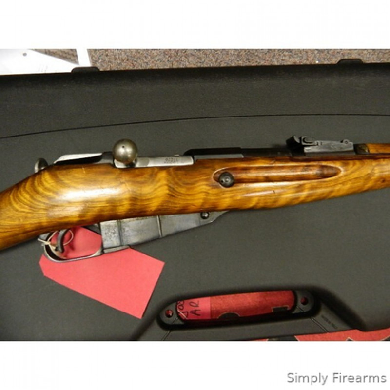 Mosin Nagant M91 38 44 Bolt Action Rifle in 7.62x54r Dated 1914r