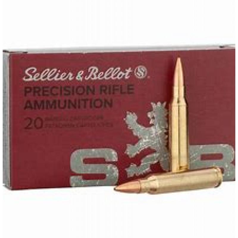 223 77g HPBT Precision Ammunition Sellier & Bellot