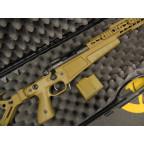 "Accuracy International AX Performance Chassis Remington 26"" Varmint Barrel s/c+20 MOA Rail+Hard Case In 243"