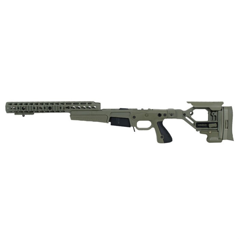 Accuracy International AX Performance Chassis System Remington Foot Print Long Action 300wm