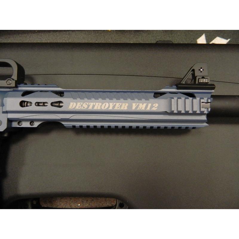 Hunt VM12 Boxed Fed Semi Auto Shotgun - Simply Exclusive - Comes with 1 x 10 1 x 5 Round Magazine + Hard Case