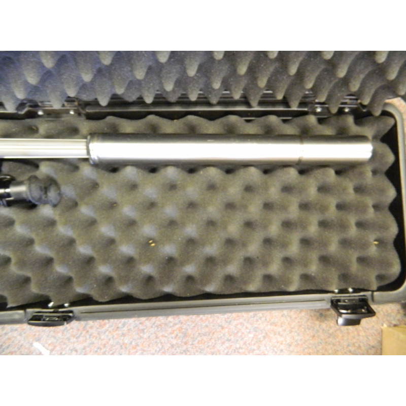 RPA International Ltd RPA Quadlite Fluted Varmint Barrel in 308 Includes Hard Case + MAE Moderator