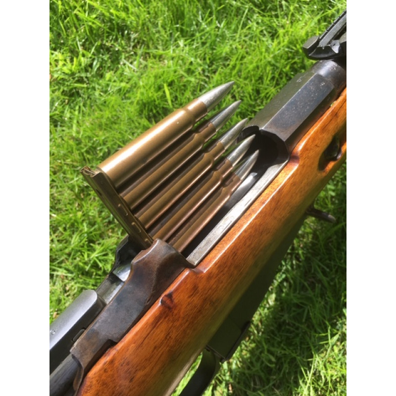 Mosin Nagant German Capture in 8mm (7.92 8x57js) Real Collectors Rifle Bolt Action 7.92 mm Rifles