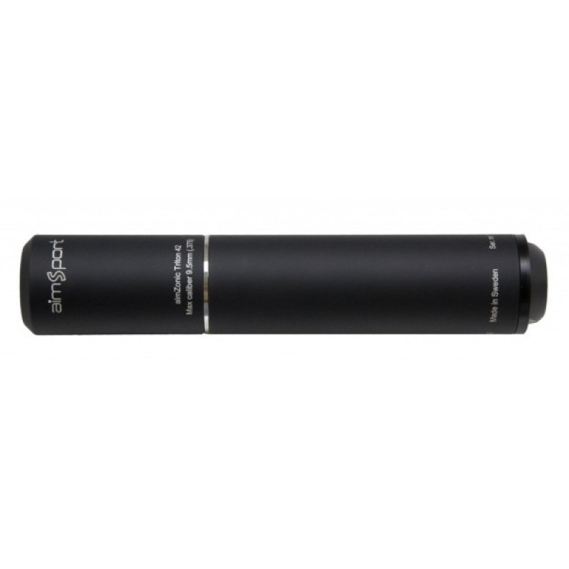 Aim Sport  Triton 42 II Moderator up to 7.7mm -30 Cal 5/8x24UNF