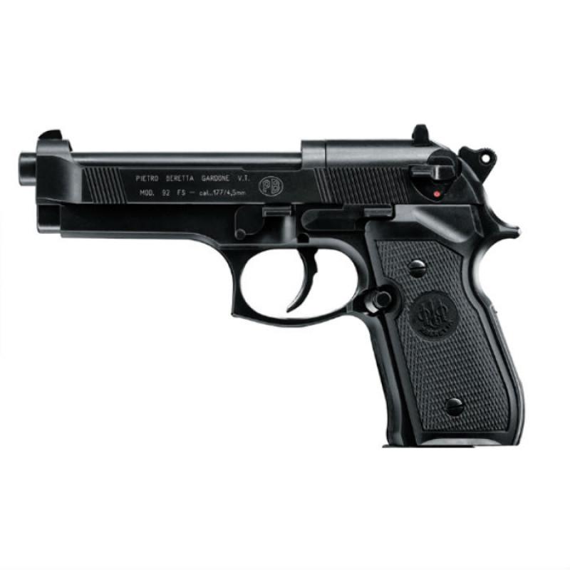Umarex Beretta 92 eight shot .177 Pellet single and double action